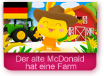 Der alte MacDonald hat eine Farm - Old Mac Donald had a farm version allemande pour les enfants
