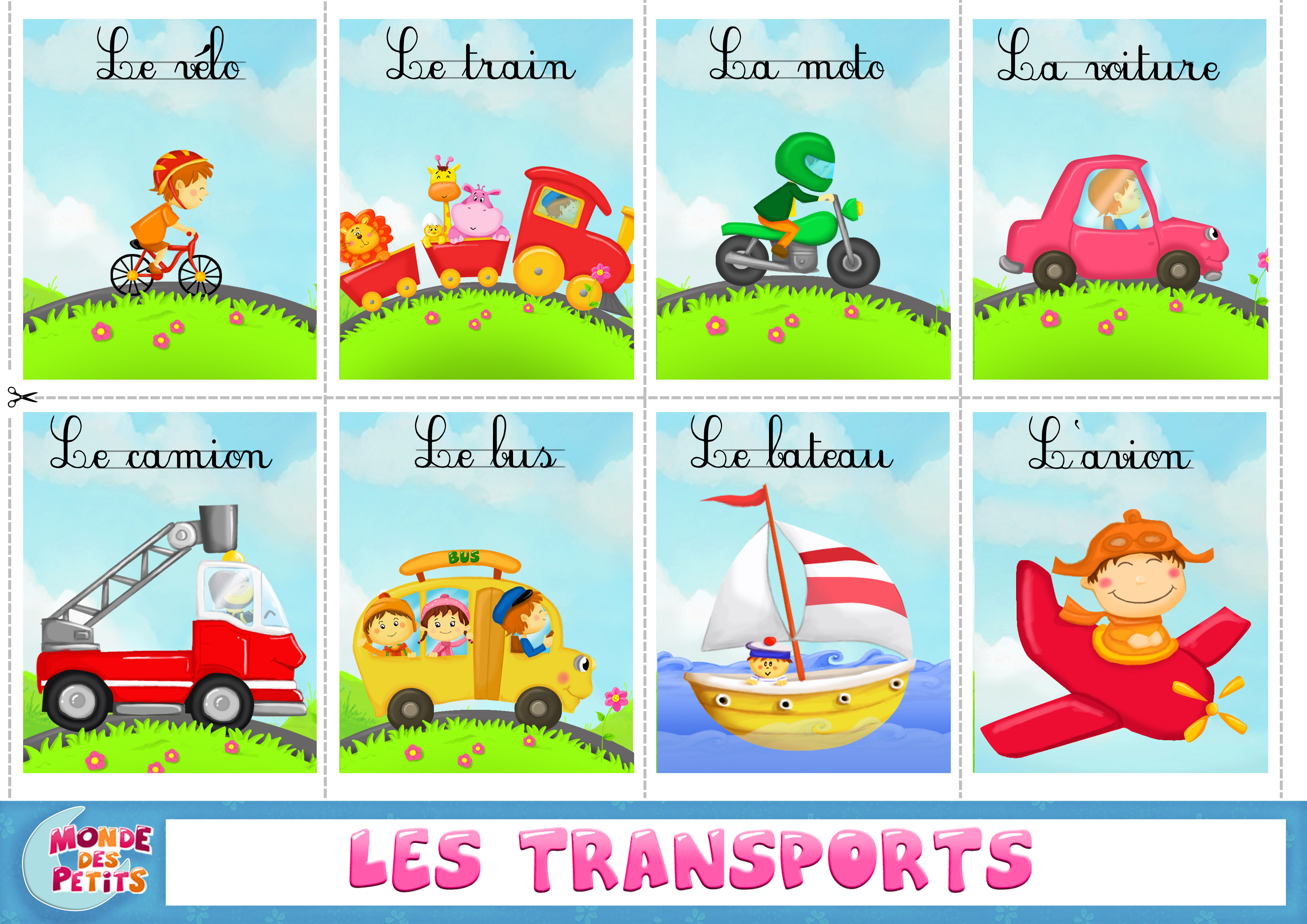 Image result for les transports