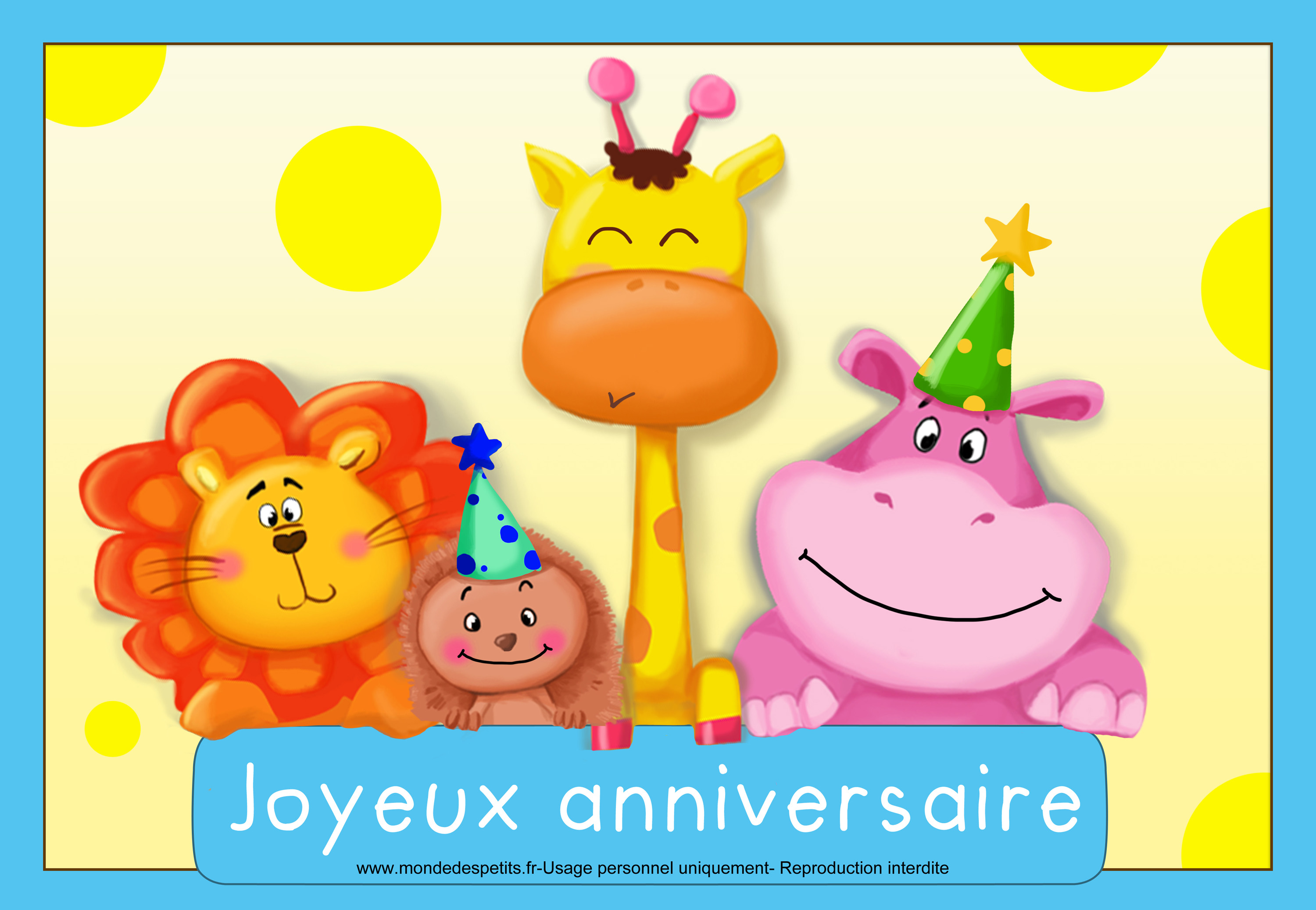 carte virtuelle anniversaire bebe 1 an