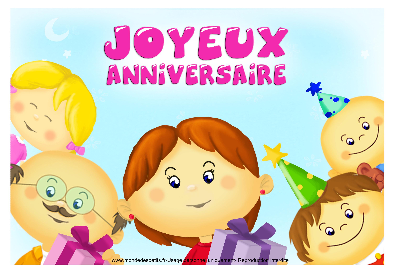 doc  message joyeux anniversaire rigolo