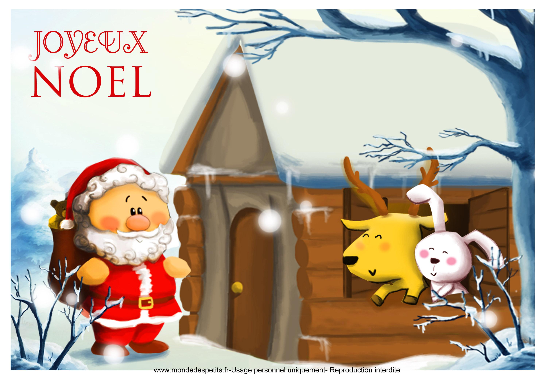 Chanson Joyeux Noel.Monde Des Petits Par Theme