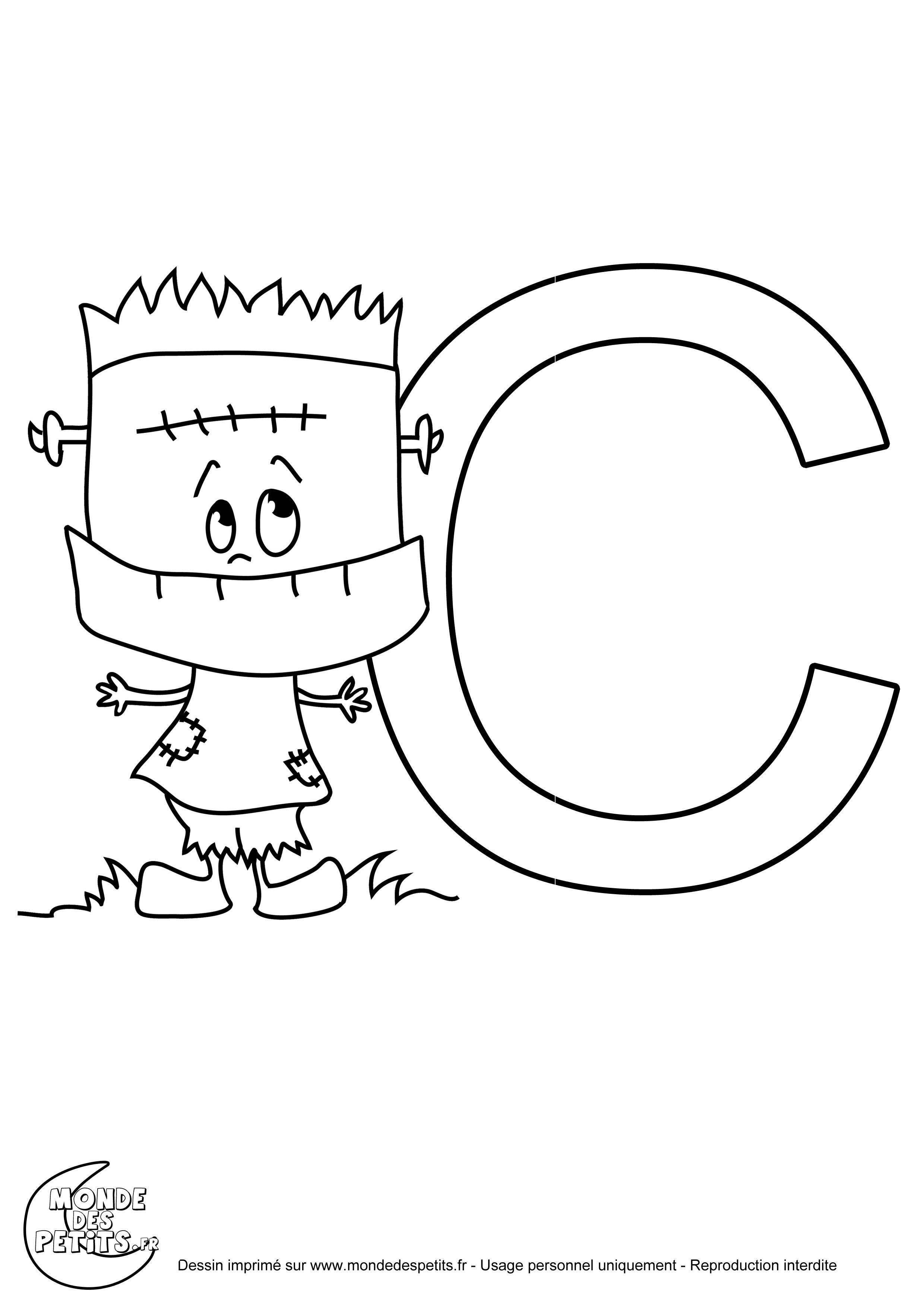 Monde des petits coloriages imprimer - L alphabet en francais a imprimer ...