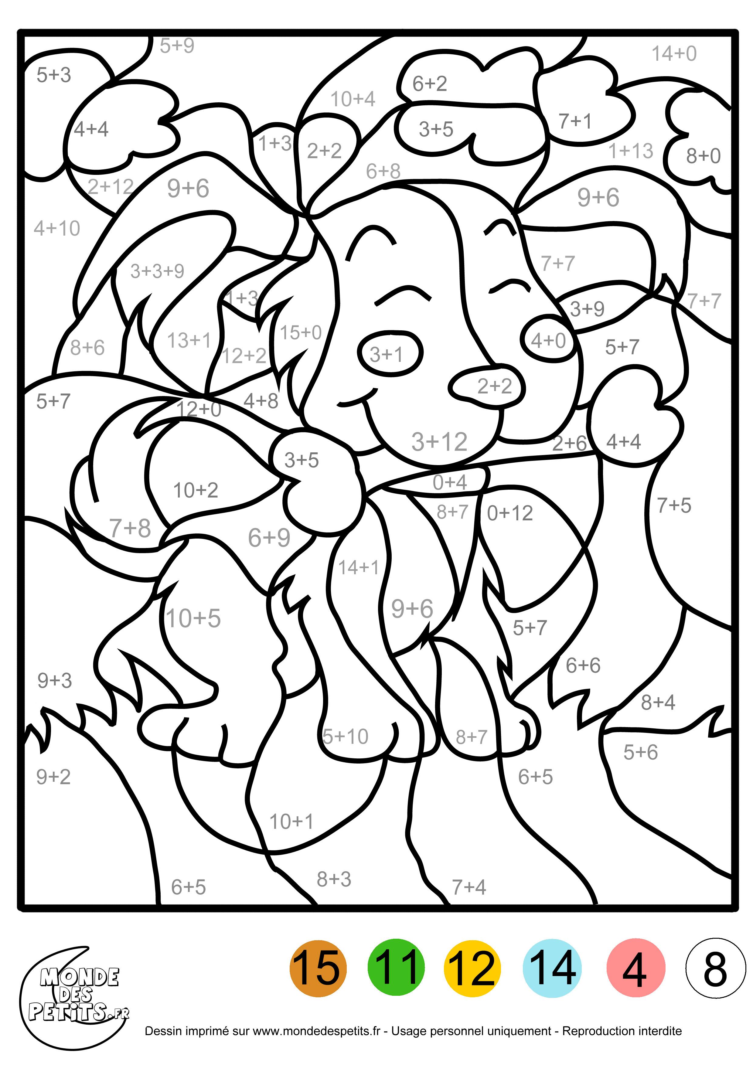 Monde des petits coloriages imprimer - Coloriage magique a imprimer ce1 ...