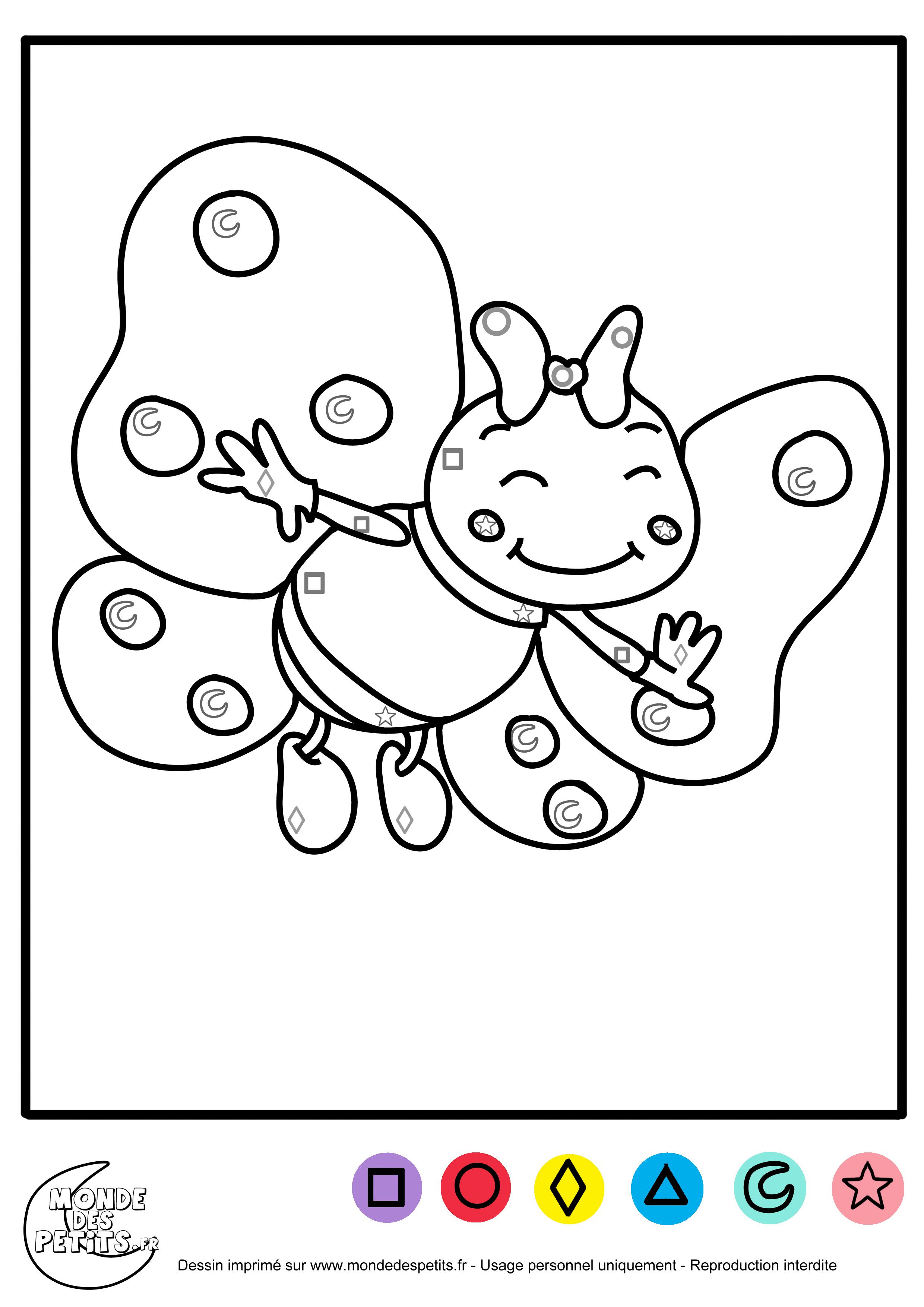 Monde des petits coloriages imprimer - Coloriage magique ps maternelle ...