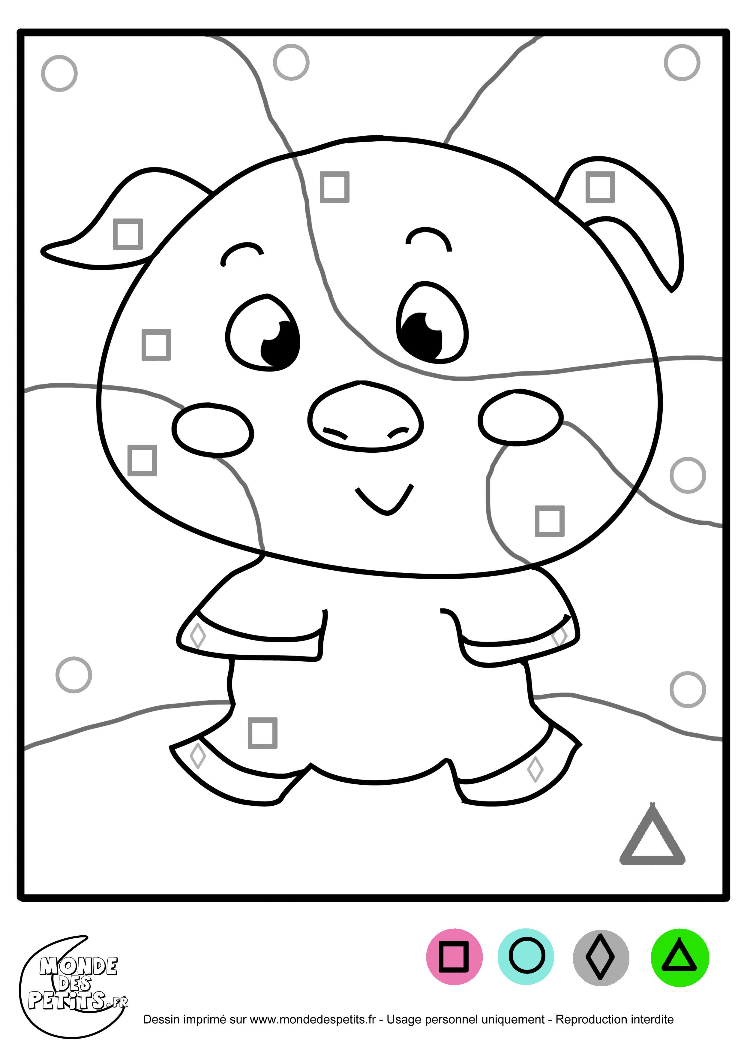 Coloriage204 coloriage magique pour maternelle - Coloriage avec des chiffres ...