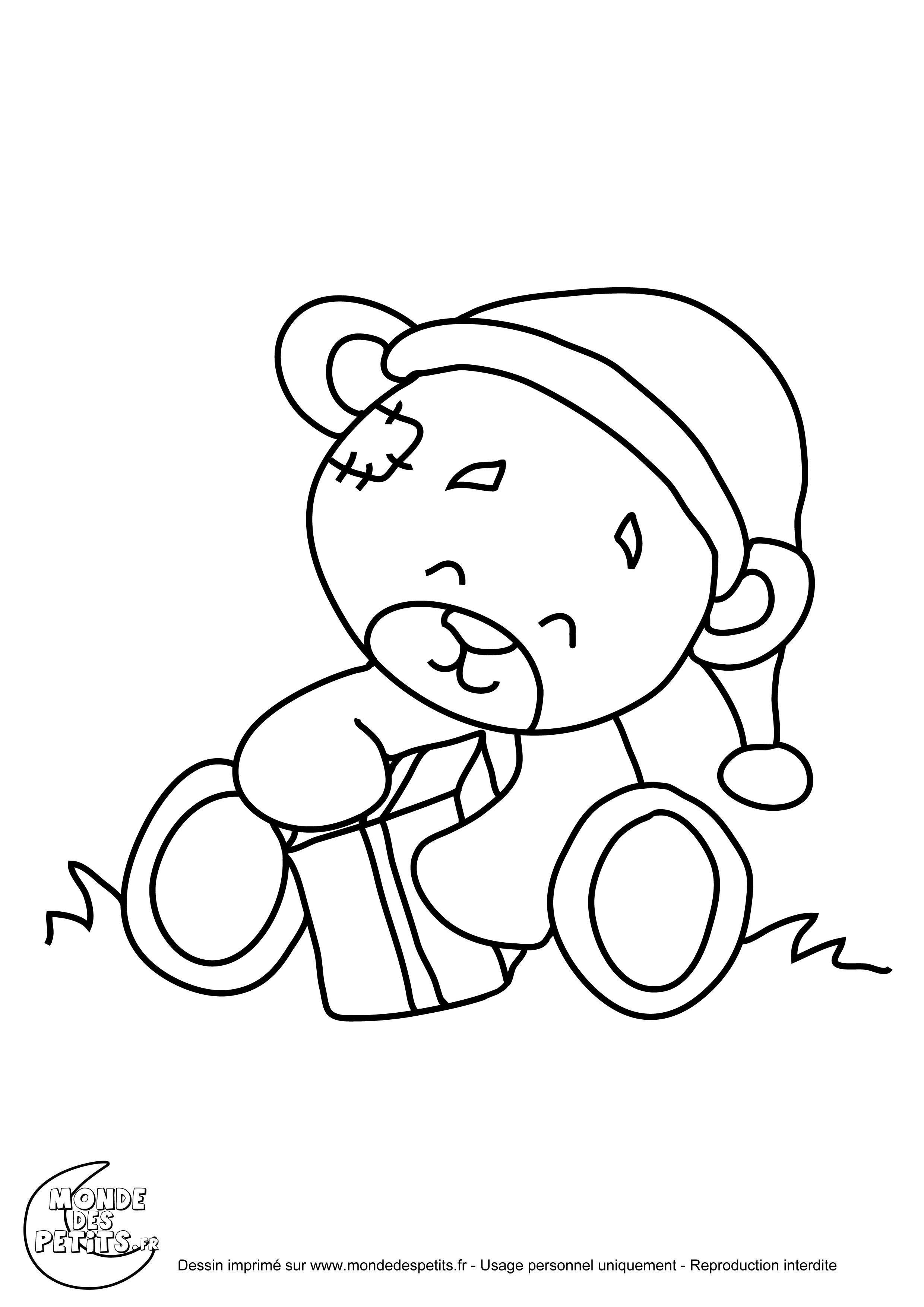 Video De Dessin De Noel Facile : monde des petits coloriages imprimer ~ Pogadajmy.info Styles, Décorations et Voitures