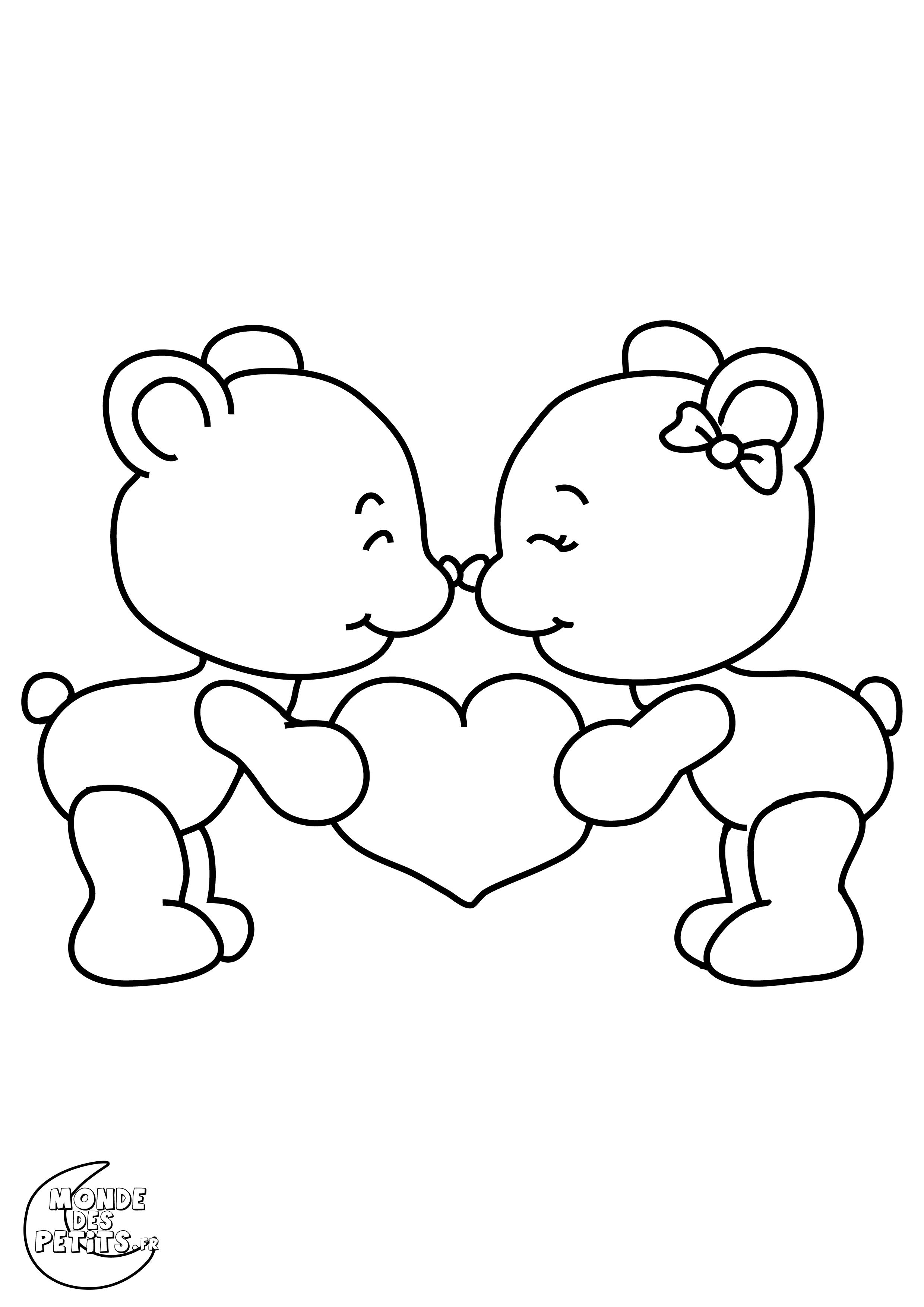 Nouveau Image A Imprimer Pour La Saint Valentin