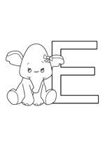 Coloriage Alphabet A Imprimer.Monde Des Petits Coloriages A Imprimer