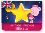 Twinkle Twinkle Little Star - Comptine Anglaise