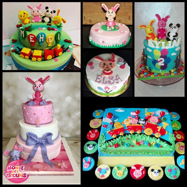 Gateau Anniversaire Enfant Cake Patissier