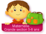 Maternelle grande section