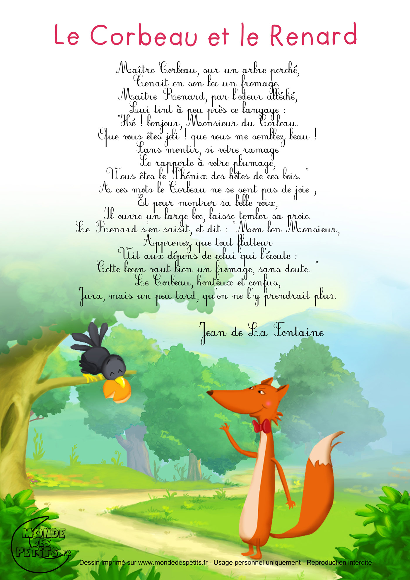 """""""Le Chêne et le Roseau"""" de Jean de la Fontaine – Audio"""