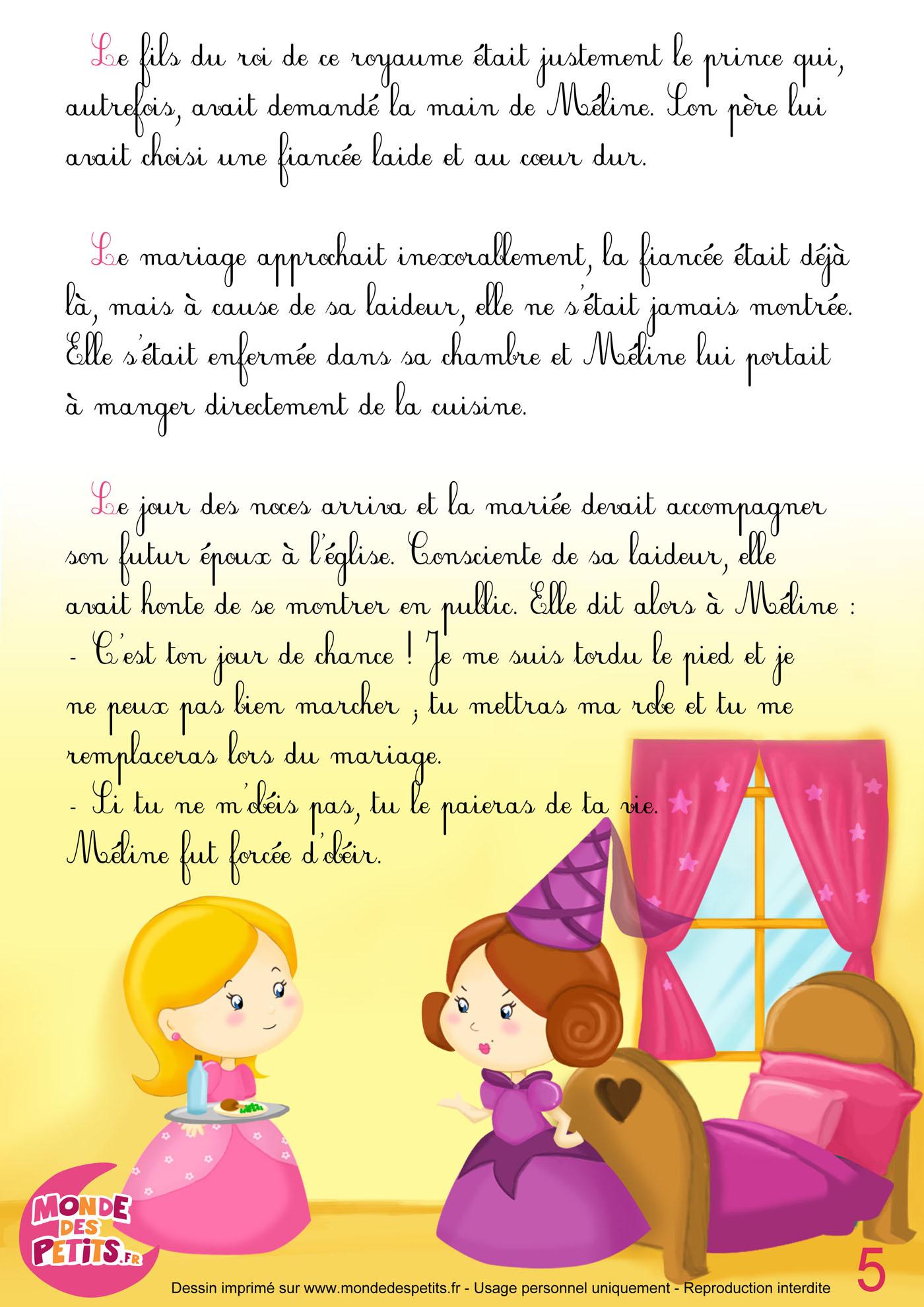 histoire à lire pour bébé