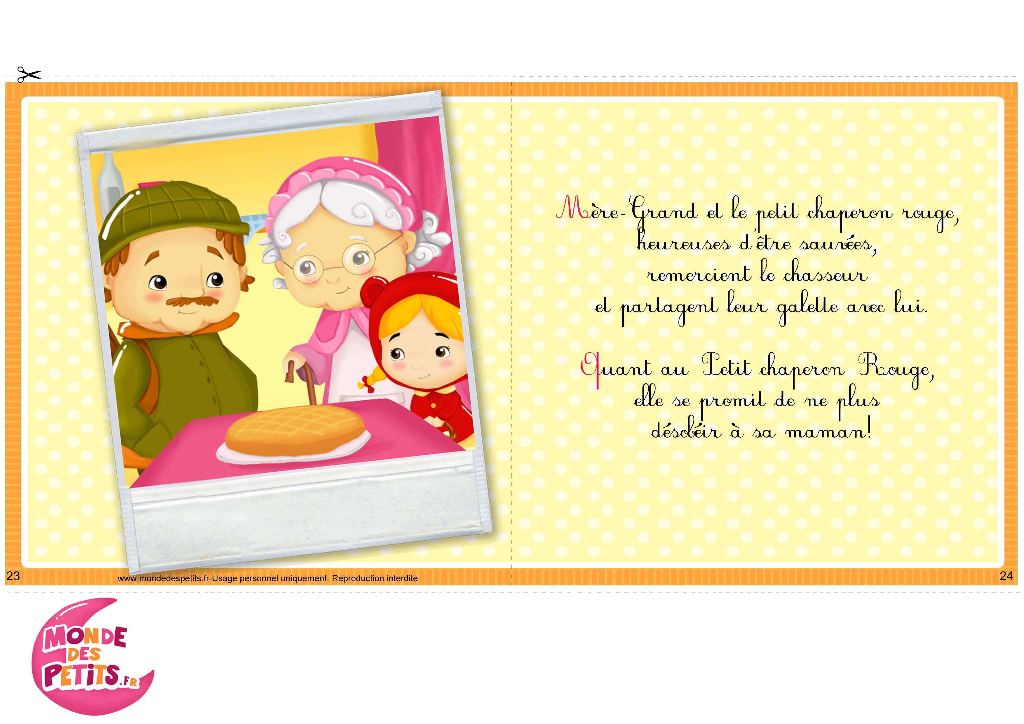 contes pour les bébés