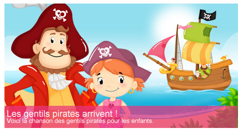 Les gentils pirates