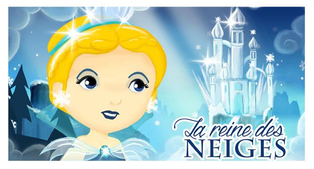 Monde des petits accueil - Le dessin anime de la reine des neiges ...