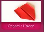Origami: l 'avion