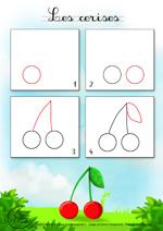 Comment dessiner des fruits - Grenade fruit dessin ...